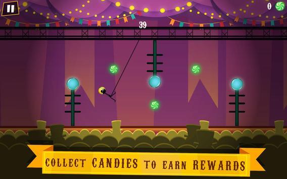 Stickman Jumper Rope Hero screenshot 4