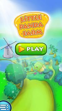 Mini Panda Farming Heroes poster