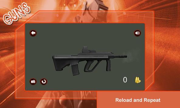 Guns Simulator 3D: Guns Sounds screenshot 7