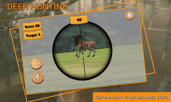 Deer Hunting Game screenshot 2