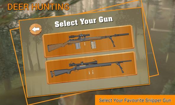Deer Hunting Game screenshot 4