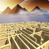 Egypt Maze Runner 2018 icon