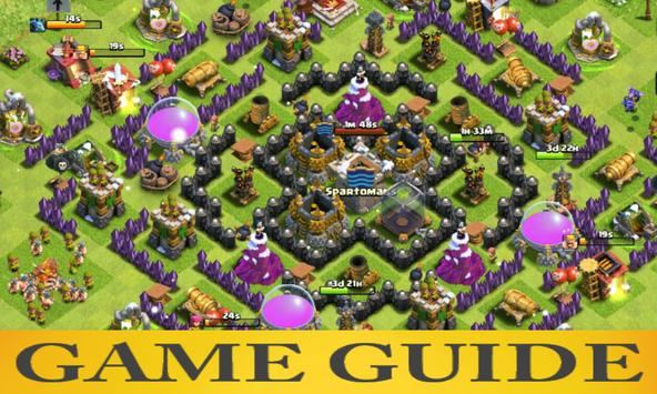 Game Guide for COC apk screenshot