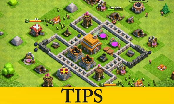 Tips for COC poster