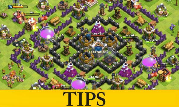 Tips for COC apk screenshot