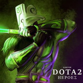 Guide for Dota 2 heroes icon