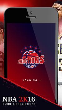 Predictions for NBA 2K17 apk screenshot