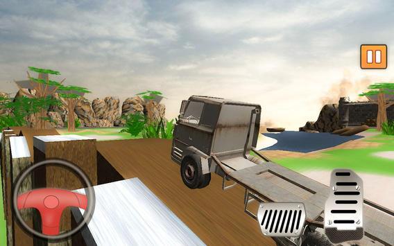 Truck Hills Climb Racing screenshot 12