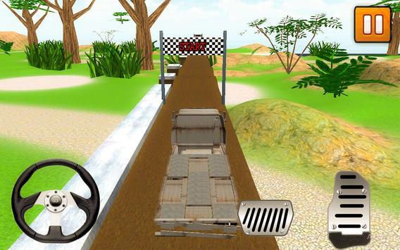 Truck Hills Climb Racing screenshot 13