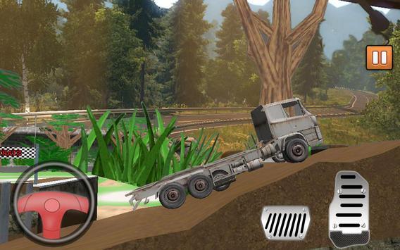 Truck Hills Climb Racing screenshot 19