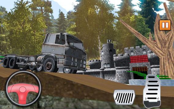 Truck Hills Climb Racing screenshot 20