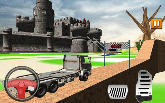 Truck Hills Climb Racing screenshot 21