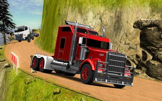 Truck Hills Climb Racing screenshot 24