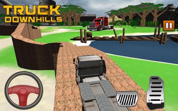 Truck Hills Climb Racing screenshot 2