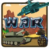 Tank Shooting War icon