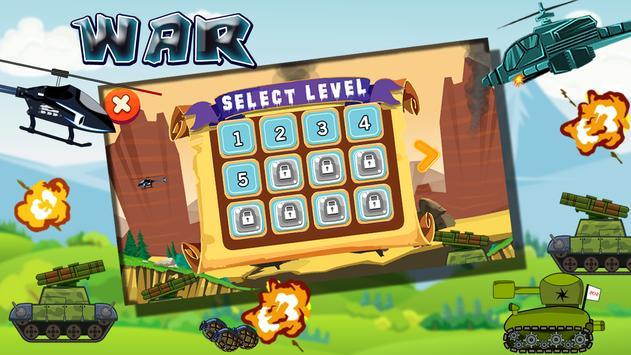 Tank Shooting War apk screenshot