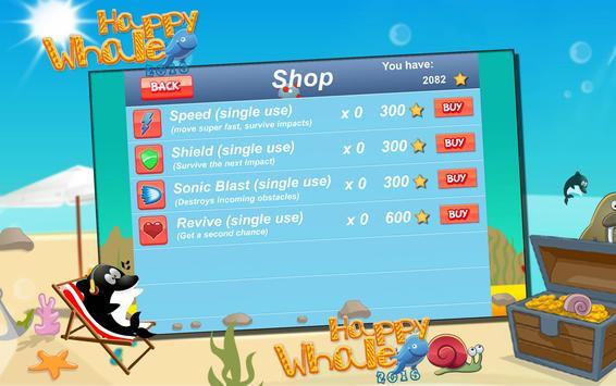 Happy Whale 2016 apk screenshot