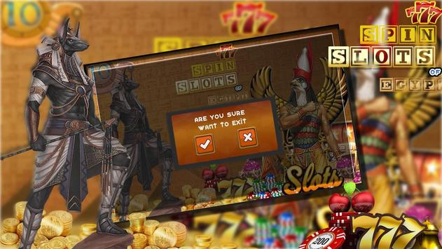 Spin Slots Egypt screenshot 16