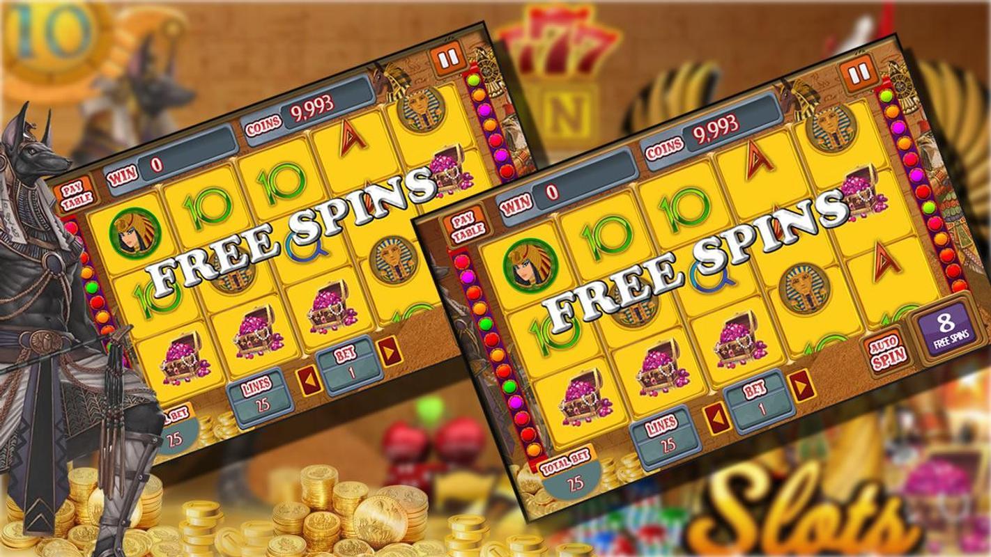Spin Slots Of Egypt安卓下载,安卓版apk 免费下载