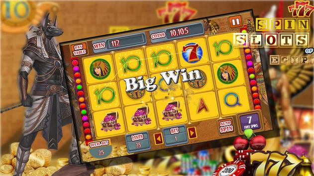 Spin Slots Egypt screenshot 3