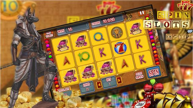 Spin Slots Egypt screenshot 4