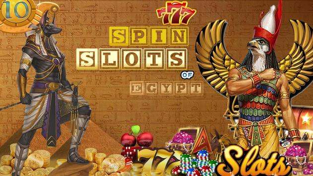 Spin Slots Egypt screenshot 7