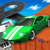 Car Stunt Extreme Driving icon