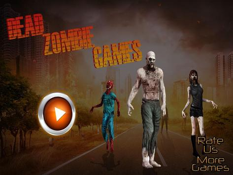 Dead Zombies Games poster