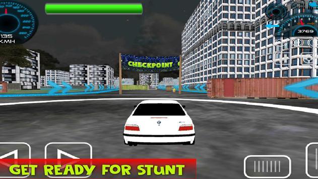Roof Top Car City Stunt screenshot 2