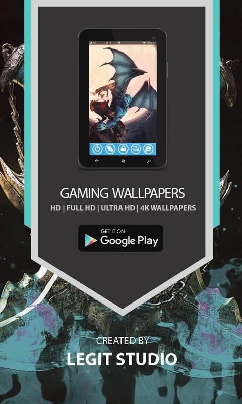 gaming wallpapers for android hd
