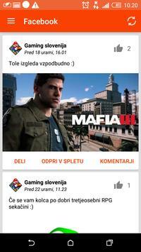 Gaming.si apk screenshot