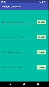 Number Converter screenshot 1