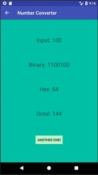 Number Converter screenshot 2