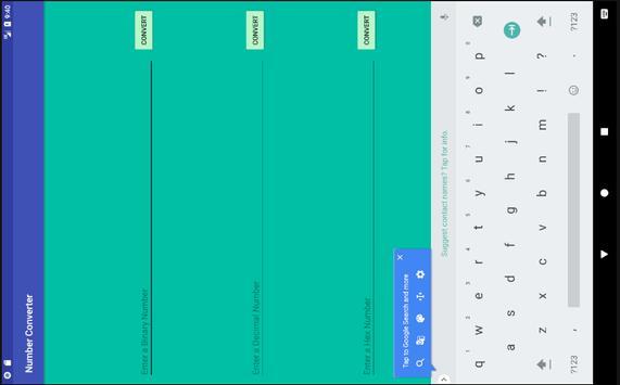 Number Converter screenshot 3