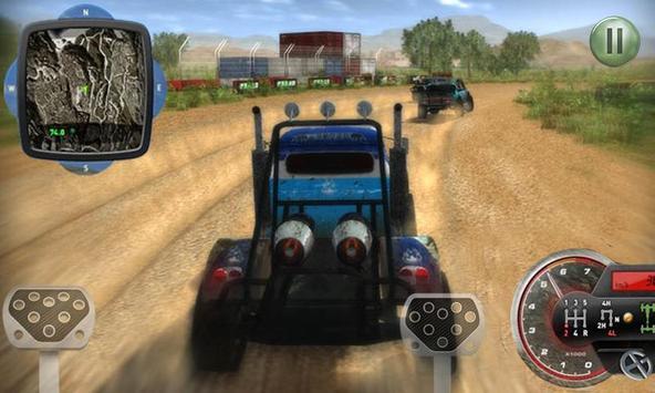 Monster Truck racing 3D screenshot 4
