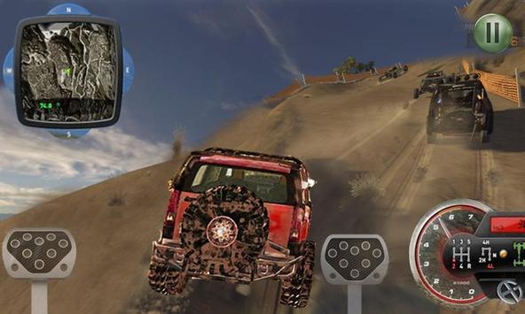 Monster Truck racing 3D screenshot 3