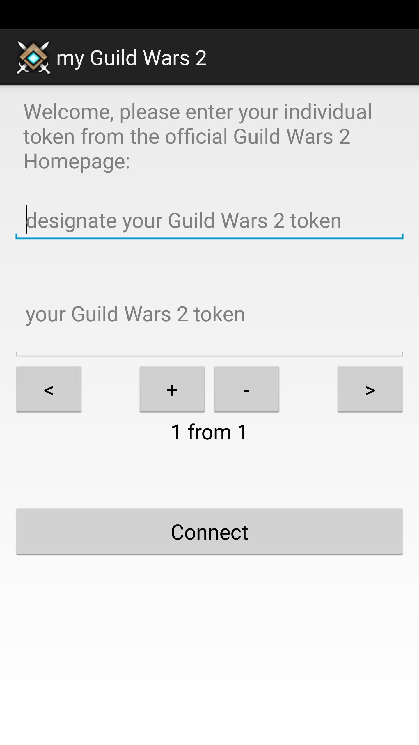 my Guild Wars 2 for Android - APK Download