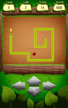 Snake - The Game ! apk screenshot