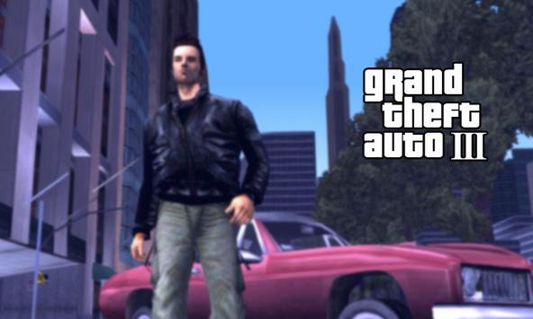 Cheat:Codes For GTA 3 poster