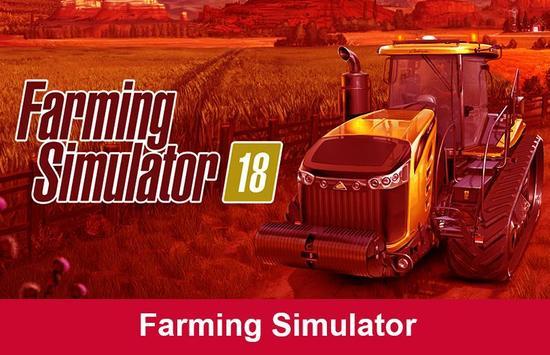 Farming Simulator 18 Free poster