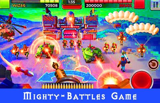 Mighty Battles 2 poster