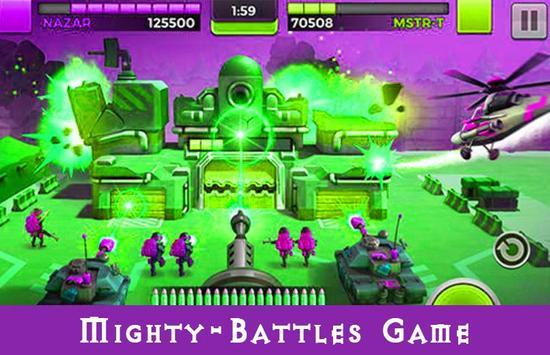 Mighty Battles 2 screenshot 1