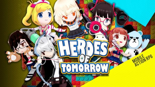 Heroes of Tomorrow poster