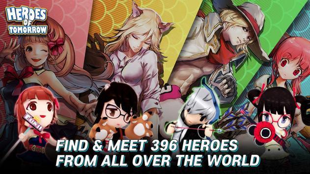 Heroes of Tomorrow screenshot 14