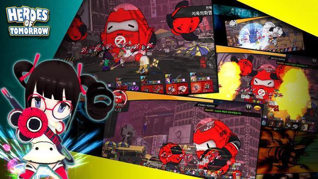 Heroes of Tomorrow screenshot 12