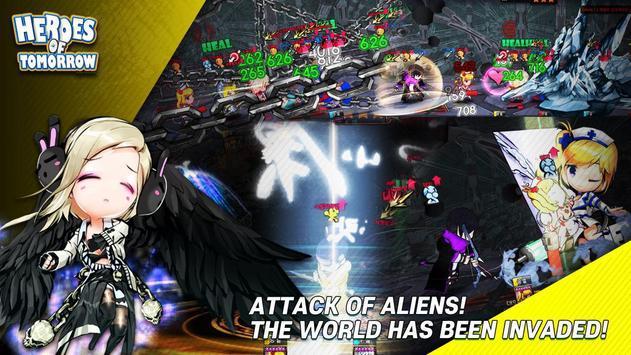 Heroes of Tomorrow screenshot 1
