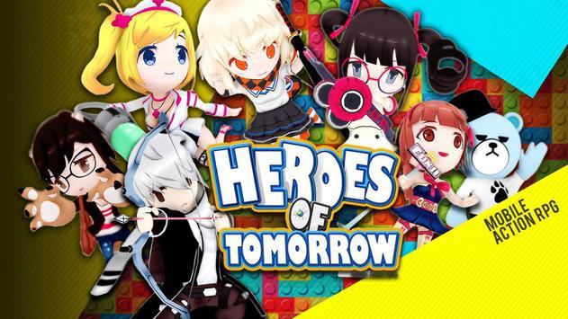 Heroes of Tomorrow screenshot 5