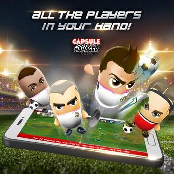 Capsule Football Manager 2016 poster