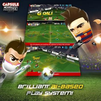 Capsule Football Manager 2016 screenshot 2