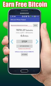 Bitcoin mobile miner real bitcoin miner for android apk download bitcoin mobile miner real bitcoin miner poster ccuart Choice Image